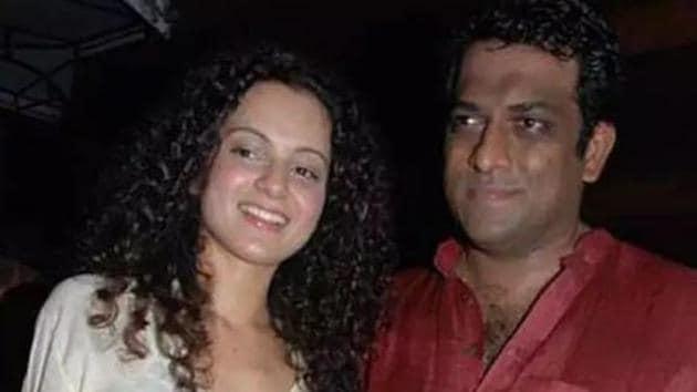 Anurag Basu directed Kangana Ranaut in Gangster and Kites.