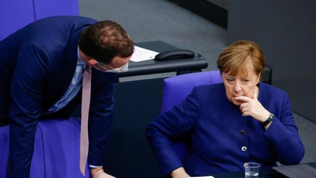 Merkel Supplanted By Spahn As Germany S Most Popular Politician Hindustan Times