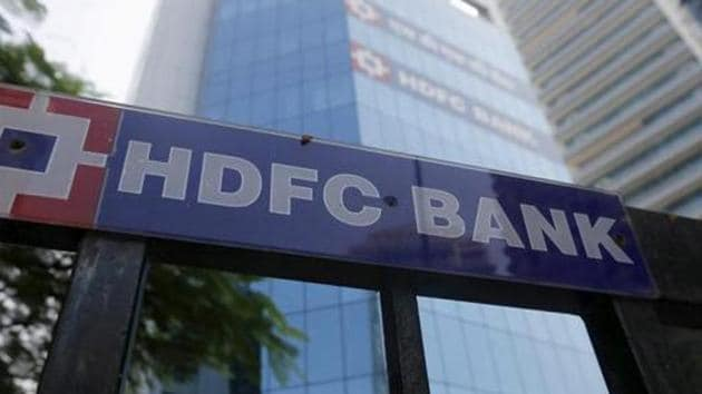 The headquarters of India's HDFC bank is pictured in Mumbai.(REUTERS)