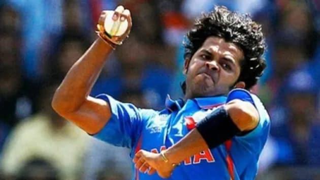 File photo of former Indian bowler Sreesanth(Twitter)