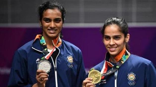 PV Sindhu and Saina Nehwal(Getty Images)