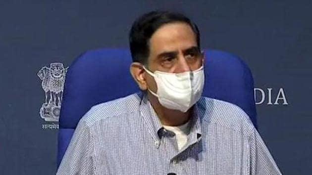 Dr. Balram Bhargava.(ANI)