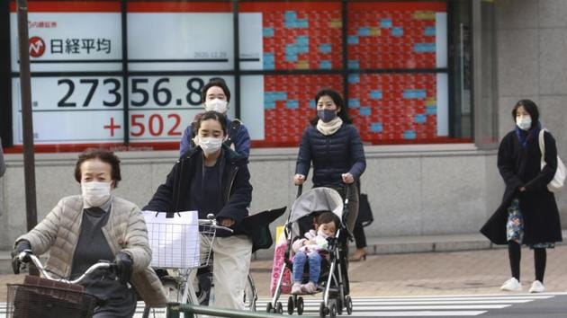 Economic shocks like the coronavirus pandemic of 2020 only arrive once every few generations, and they bring about permanent and far-reaching change(AP)
