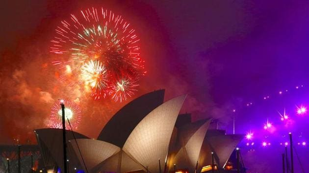 The outbreaks in Sydney have dampened the city's New Year's Eve harbour fireworks display, an event televised around the world(REUTERS)