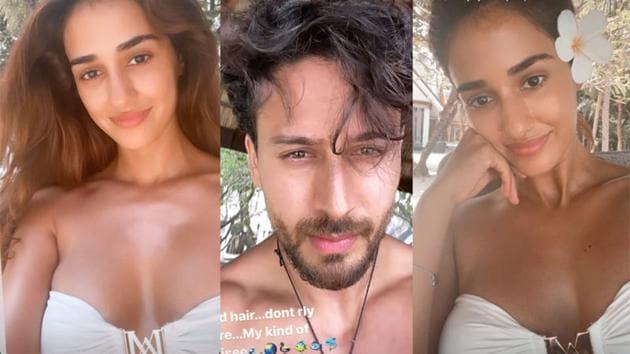 Tiger Shroff and Disha Patani have shared more glimpses from their Maldives vacation.