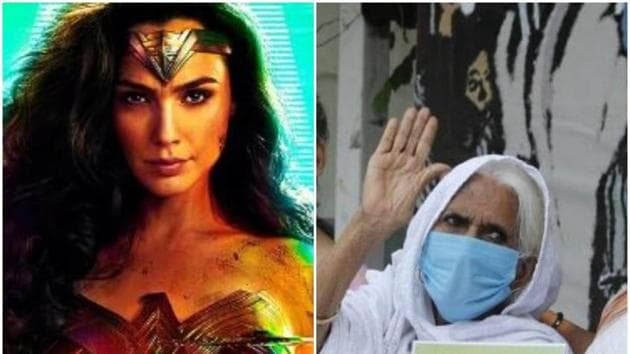 Shaheen Bagh's Bilkis named by Gal Gadot as a 'personal Wonder Woman'.