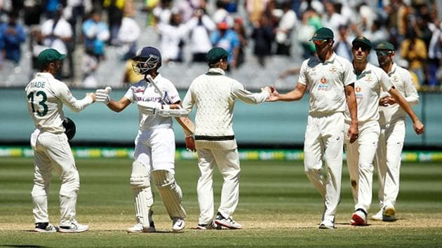 The Indian team won the MCG Test and levelled the series 1-1.(Getty Images)