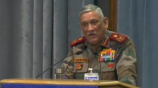 Chief of Defence Staff General Bipin Rawat(ANI file photo)