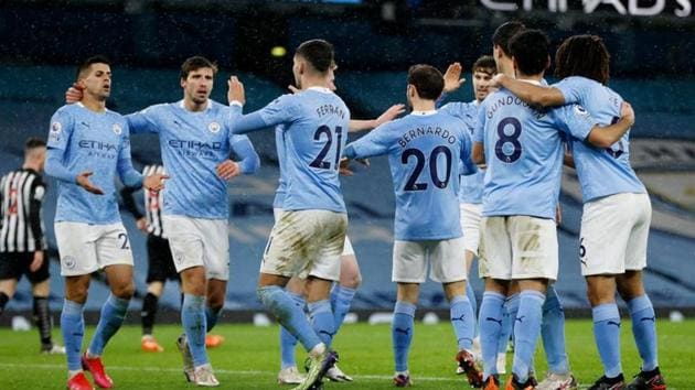 5 Man City Players Isolating After Contracting Covid 19 Hindustan Times