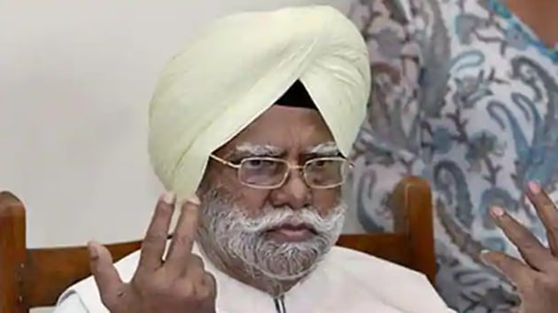 Senior Congress leader Buta Singh died at the age of 86.