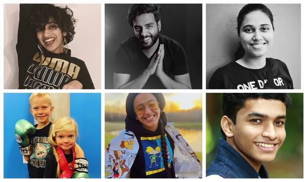 Yashraj Mukhate, Saloni Gaur, Ruhee Dosani, Eshna Kutty, Saurav Kishan, and Bridger Walker ruled the social media in 2020.