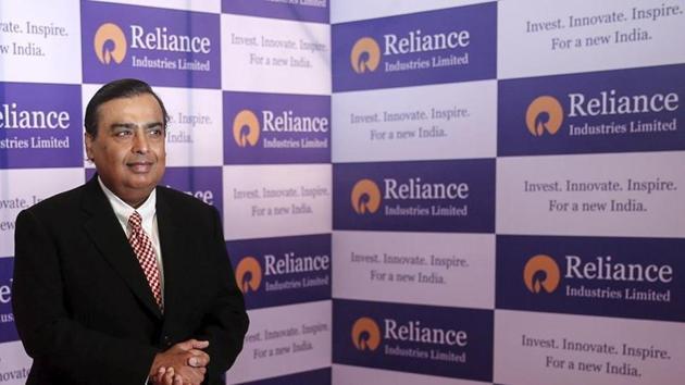 Mukesh Ambani, chairman of Reliance Industries Limited.(Reuters/ File photo)