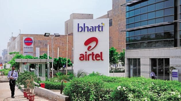 Airtel noted that a similar allegation had been levelled by Jio in a letter to the telecom regulator earlier in December to which the company had responded.(Pradeep Gaur/Mint)