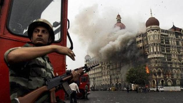 Lakhvi was one of seven men arrested in the wake of the Mumbai attacks for allegedly helping plan, support and finance the terrorist assault on India's financial hub that killed 166 people in November 2008.(PTI FILE PHOTO.)