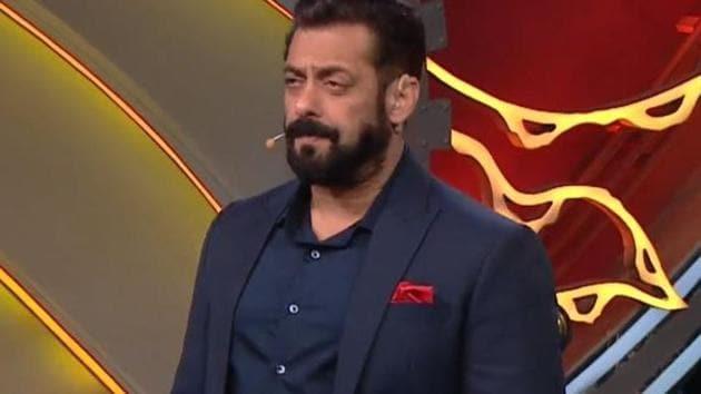 Bigg Boiss 14 Weekend Ka Vaar day 90 written update: Salman Khan was angry with the participants.