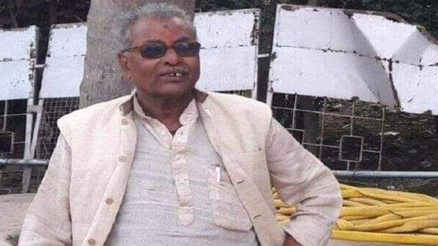 On Saturday evening, Kulamani Baral, 75, in-charge of Salepur mandal of BJP and former chairman of Mahanga Panchayat Samiti was hacked to death along with his 80-year-old associate near Jankoti village.(HT PHOTO.)