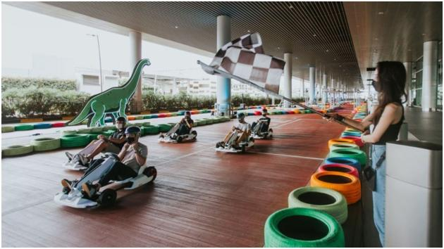 Singapore Changi reinvents itself for return of business travel(Bloomberg)