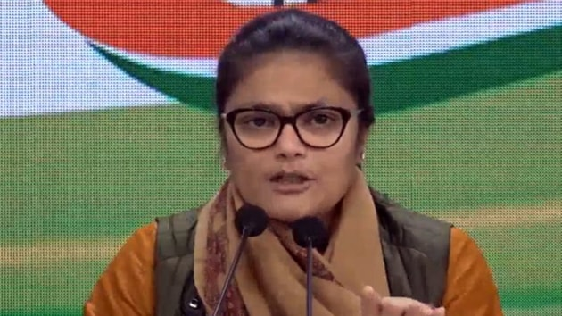 """Five booth level workers will be appointed who will be responsible for translating the party's larger narrative for women empowerment at the ground level,"" Mahila Congress chief Sushmita Dev told Hindustan Times.(Image via Twitter)"
