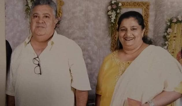 Manoj Pahwa and Seema Pahwa have been married for over 30 years.