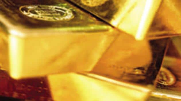 Gold prices in India went up to Rs 50,070(BLOOMBERG NEWS)