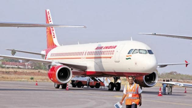 Air India's pilot unions Indian Pilots Guild and Indian Commercial Pilots Association on Monday urged the airline to replace its Director (Commercial) Meenakshi Mallik(Bloomberg)