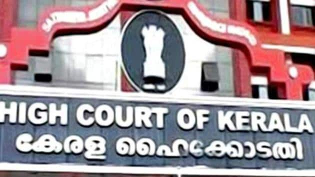 File photo: Kerala High Court.(PTI)