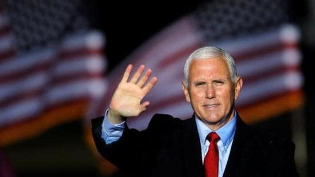 Pence, 61, has long been expected to mount his own campaign for president in 2024, a bid that would depend heavily on support from the president's base. The possibility that Trump himself might run again has complicated that decision for Pence and other potential candidates.(REUTERS)