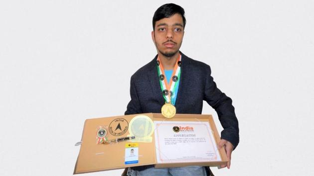 Ashan Kansal is a child prodigy with an amazing memory.