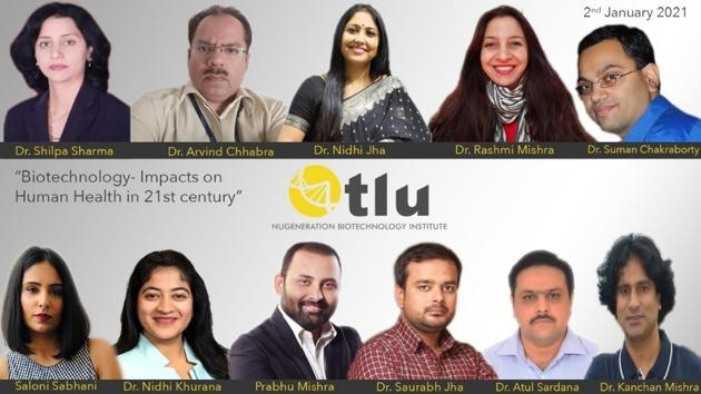 This event witnessed the launch of Otlu-Academy, a unit of StemMax, which is established with the goal of training the students of Life Sciences and Allied Health Sciences.(Digpu)