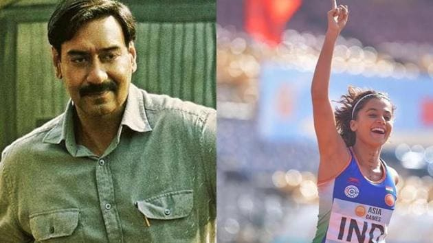Ajay Devgn will be seen on the big screen in three films in 2021, while Taapsee Pannu has five releases all set.