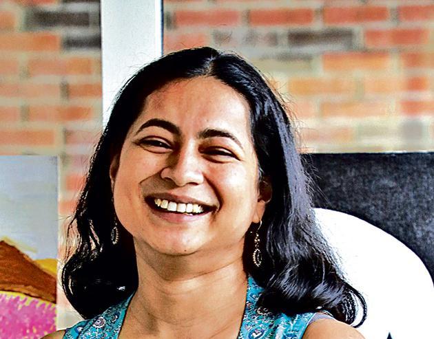 Author Pallavi Raghavan(Courtesy HarperCollins)