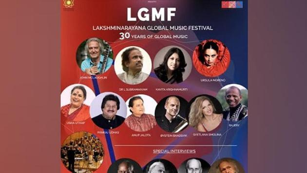 This festival was started in 1992 by Viji Subramaniam & Dr L Subramaniam, in memory of Prof. V Lakshminarayana, father and guru of Dr L Subramaniam.(Asian News International)