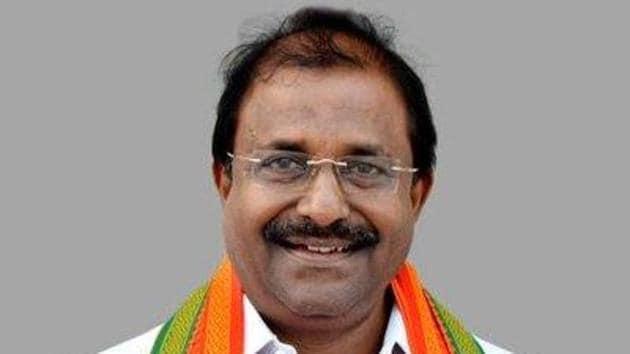 BJP Andhra president Somu Veerraju.(Twitter/@somuveerraju)