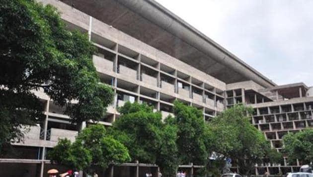 Punjab and Haryana high court, Chandigarh.(HT archive)