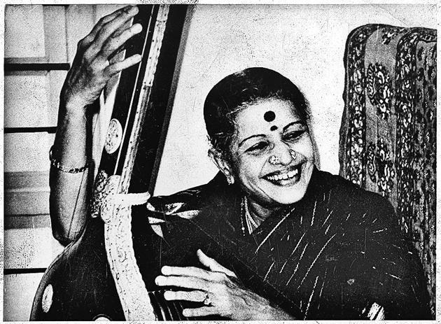 MS Subbulakshmi's rendition did much to popularise the Venkatesa Suprabhatam.(HT Photo)
