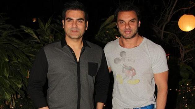 Sohail Khan and Arbaaz Khan.(IANS/ File)