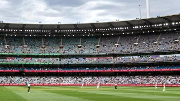 File photo of Melbourne Cricket Ground(@MCC_Members/Twitter)