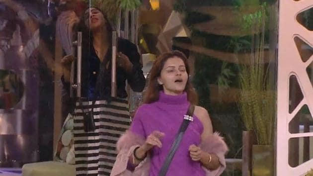 Bigg Boss 14 written update day 92: Rubina Dilaik and Arshi Khan had ugly fights.