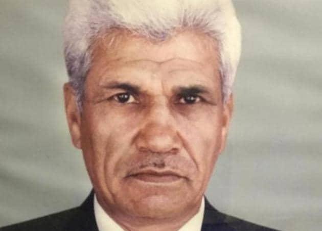 File image of Mehtab Singh.(File)