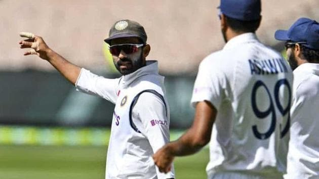 Photo of India stand-in skipper Ajinkya Rahane(Twitter)