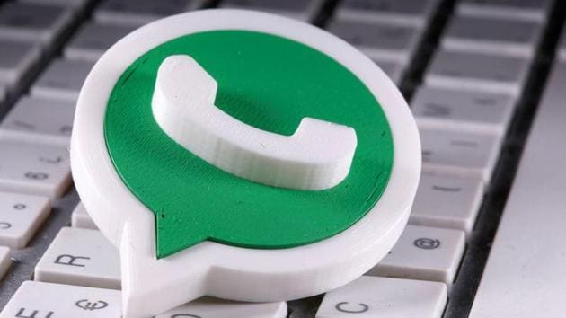 WhatsApp elaborated on its website how the new policy will change how the app collects data(REUTERS)