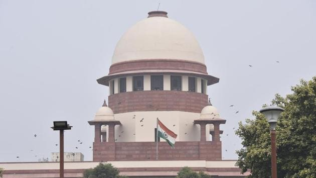 The shutdown of courts across India provided an opportunity to adapt to digital modes of working(Sonu Mehta/HT PHOTO)