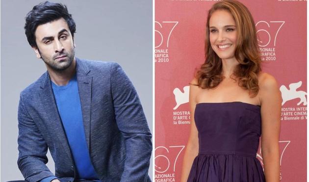 Ranbir Kapoor met Natalie Portman in New York a few years ago.