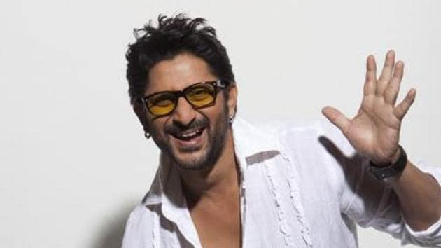 Actor Arshad Warsi has started shooting for his next film Bachchan Pandey.