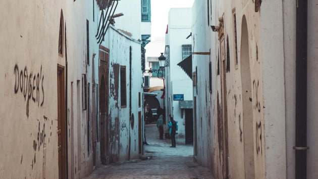 Tunisia's tourism revenue plunged by 65% in 2020 compared to 2019, to around $746 million, official figures showed on Thursday, as the impact of the Covid-19 pandemic dealt a severe blow to the country's economy.(Unsplash)