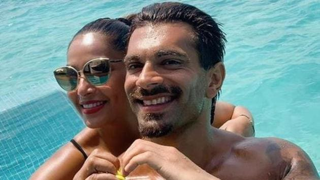 Karan Singh Grover and Bipasha Basu tied the knot in 2016.