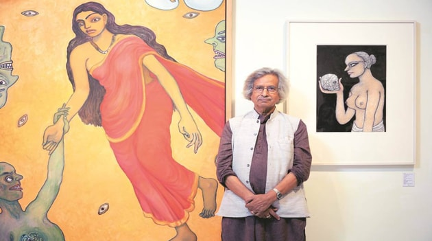 A new book analyses the development of Jogen Chowdhury's still life paintings and features 95 impactful images of one of India's pre-eminent painters of the modern era.(Yahoo)