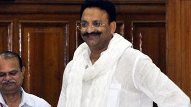 Mukhtar Ansari lodged in Punjab jail