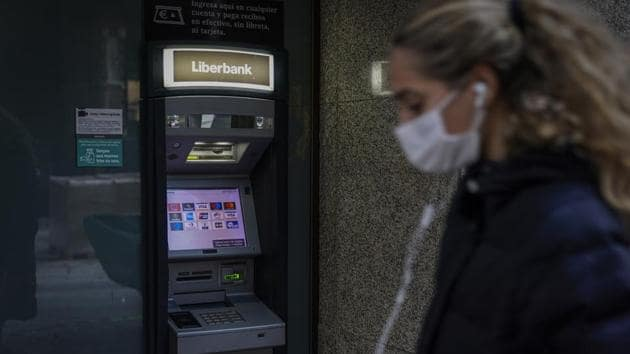 Banks aren't currently compelled to declare the lending they obtain from the ECB under the program, and some don't give details.(Bloomberg file photo. Representative image)