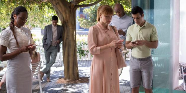 Before life starts to imitate an episode of Black Mirror, consider clearing unused apps and stored data off your devices.(IMAGE COURTESY NETFLIX)